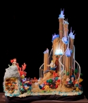 To vote for Ariel's Underwater Castle by Callison text JDRFCURE 1 to 20222.