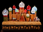 To vote for Aladdin`s Magical Castle by Master Builders Association of King & Snohomish Counties & Gelotte Hommas text J